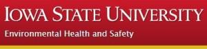 Iowa State Univ EHS logo