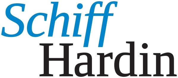 Schiff Hardin new logo 600